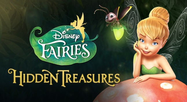 Disney Fairies Hidden Treasures